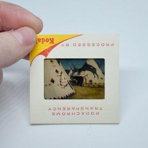 Vintage slide pin